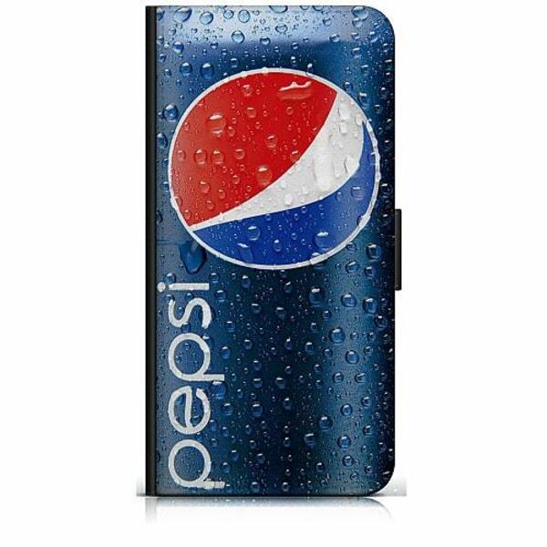 Sony Xperia 5 Plånboksfodral Pepsi