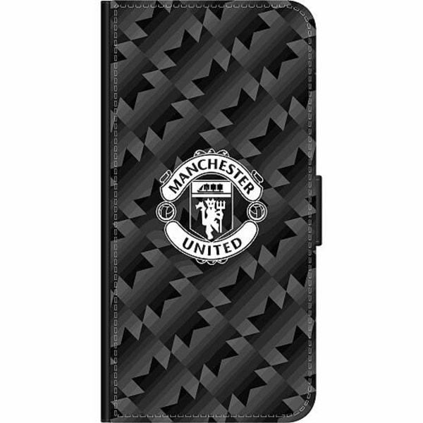 Samsung Galaxy A11 Wallet Case Manchester United FC