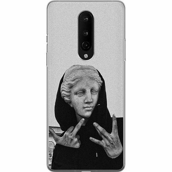 OnePlus 8 Mjukt skal - Hello!