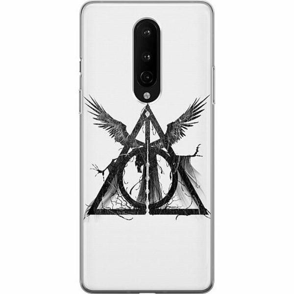 OnePlus 8 Mjukt skal - Deathly Hallows