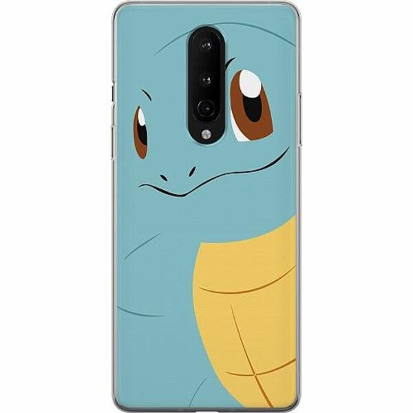 OnePlus 8 Mjukt skal - Pokémon - Squirtle
