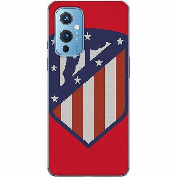 OnePlus 9 Thin Case Club Atlético de Madrid S.A.D