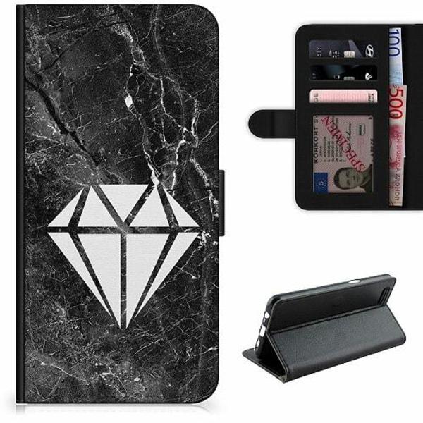 OnePlus 8 Pro Lyxigt Fodral Diamond