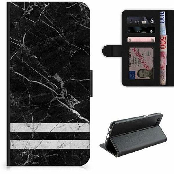Samsung Galaxy A11 Lyxigt Fodral Marmor