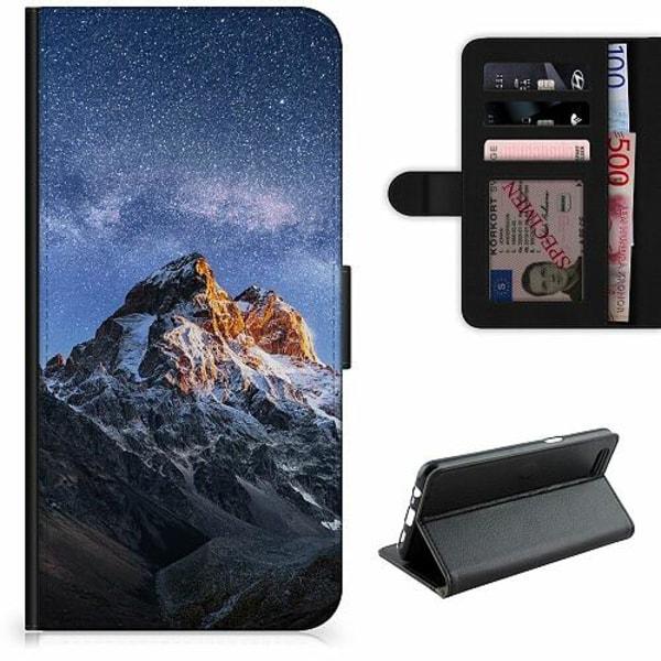 Samsung Galaxy A11 Lyxigt Fodral Mountains