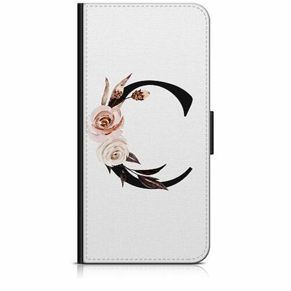 Apple iPhone 8 Plus Plånboksfodral Bokstäver