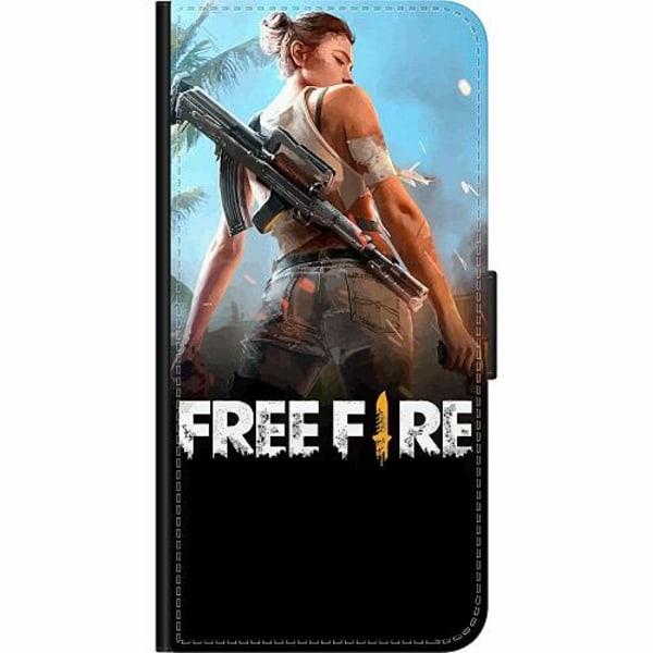Samsung Galaxy A71 Wallet Case Free Fire