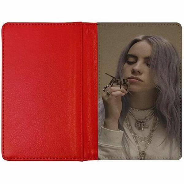 Passfodral Röd - Billie Eilish 2021