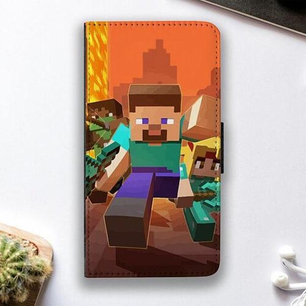 Apple iPhone XR Fodralskal MineCraft