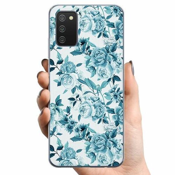 Samsung Galaxy A02s TPU Mobilskal Minty