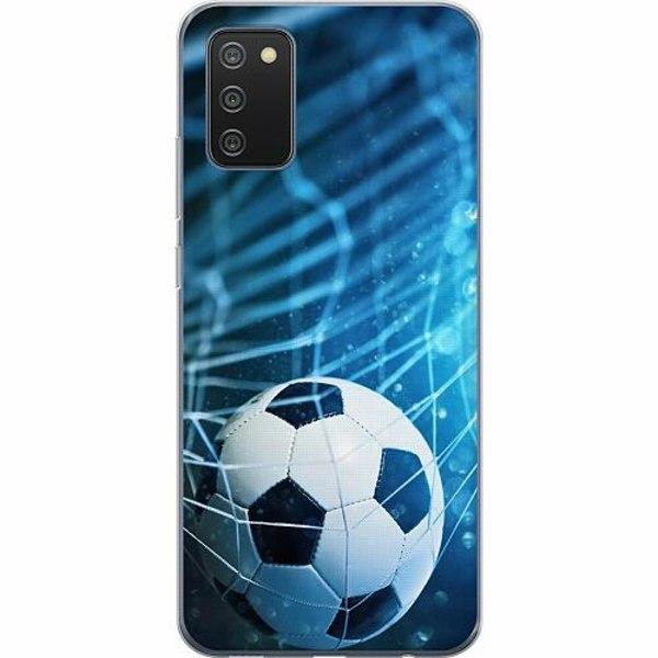 Samsung Galaxy A02s TPU Mobilskal VM Fotboll 2018