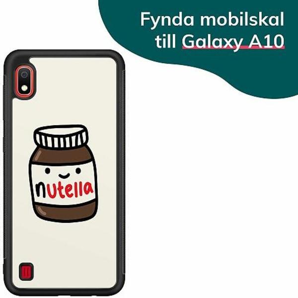 Samsung Galaxy A10 Billigt mobilskal - Nutella
