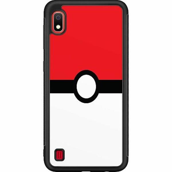 Samsung Galaxy A10 Soft Case (Svart) Pokémon