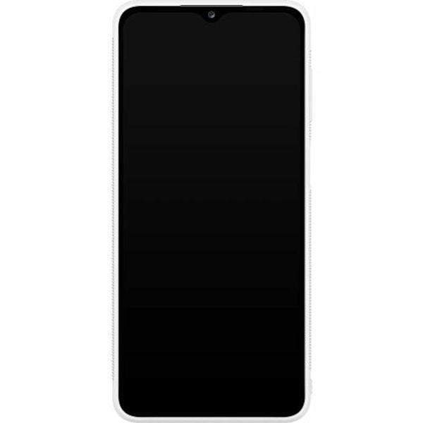 Samsung Galaxy A12 Soft Case (Vit) KING
