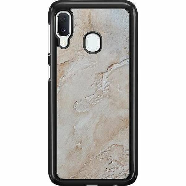 Samsung Galaxy A20e Hard Case (Svart) Arenaceous Souse