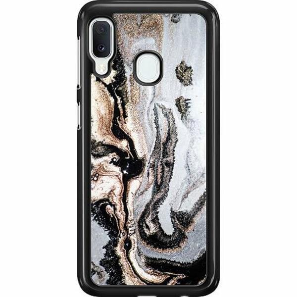 Samsung Galaxy A20e Hard Case (Svart) Destiny
