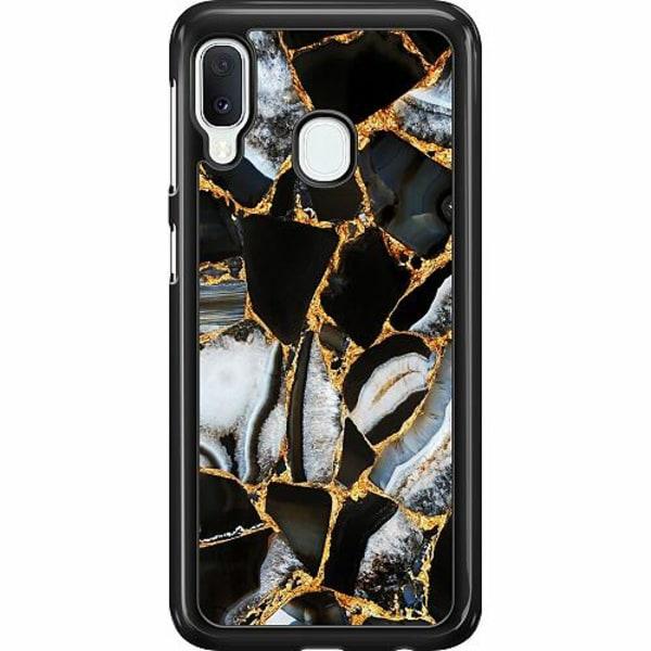 Samsung Galaxy A20e Hard Case (Svart) Onyx