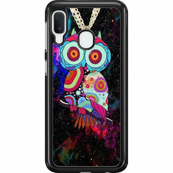 Samsung Galaxy A20e Hard Case (Svart) Uggla