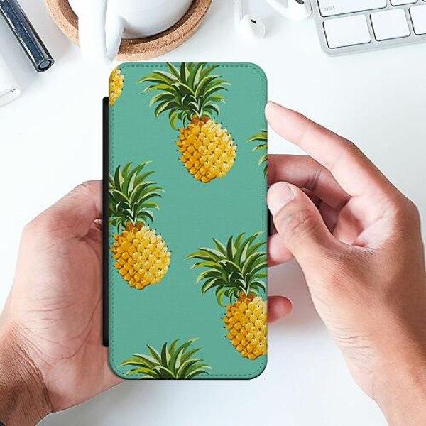 Huawei P Smart (2019) Slimmat Fodral Pineapples Teal