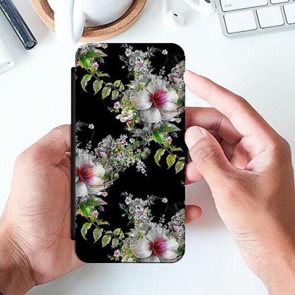 Huawei P Smart (2019) Slimmat Fodral Blommor