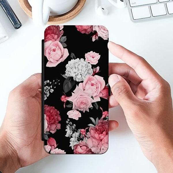Huawei P Smart (2019) Slimmat Fodral Floral Bloom