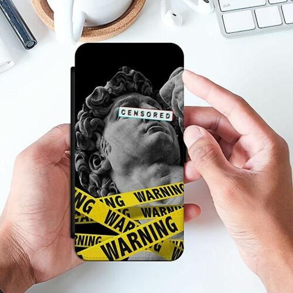 Huawei P Smart (2019) Slimmat Fodral Censored Warning