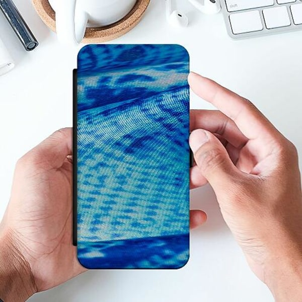 Huawei P Smart (2019) Slimmat Fodral Curved 3D Blues