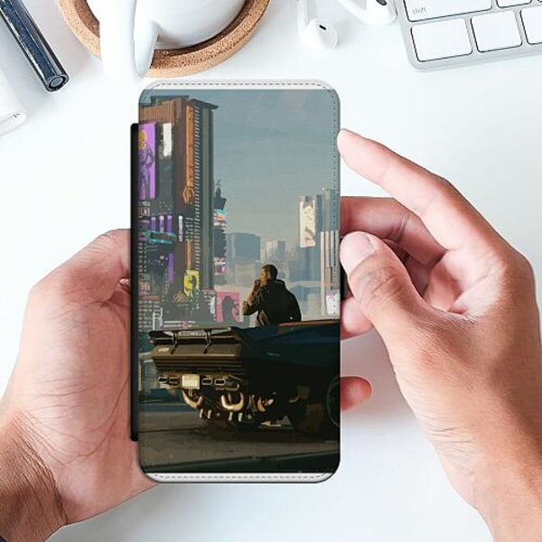 Huawei P Smart (2019) Slimmat Fodral Cyberpunk 2077
