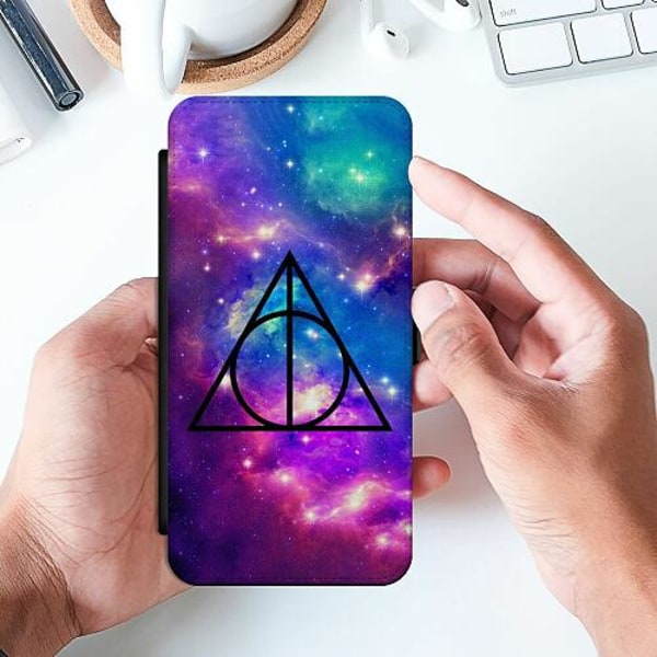 Huawei P Smart (2019) Slimmat Fodral Deathly Hallows