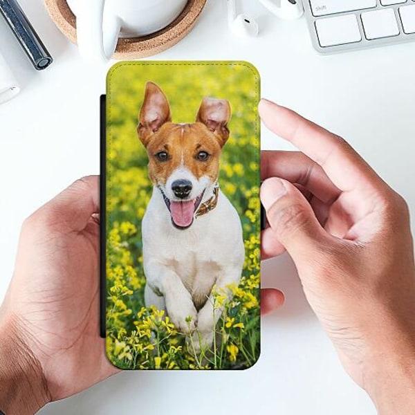Huawei P Smart (2019) Slimmat Fodral Happy Dog