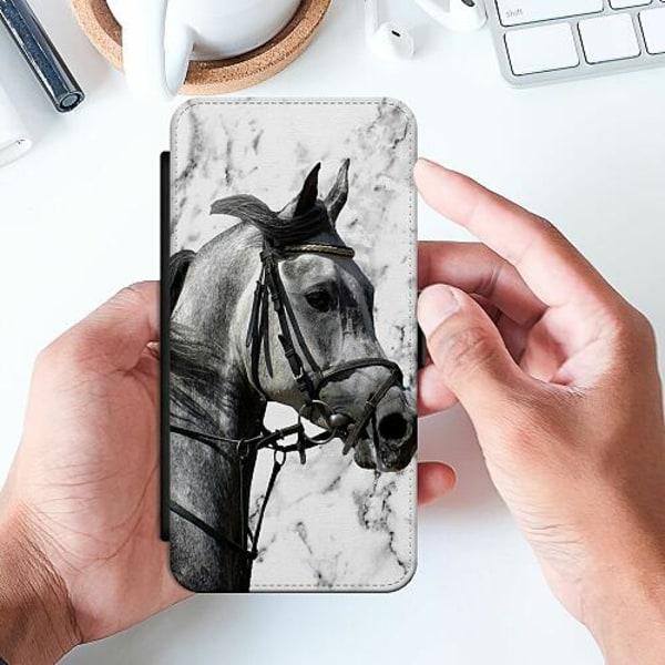 Huawei P Smart (2019) Slimmat Fodral Häst