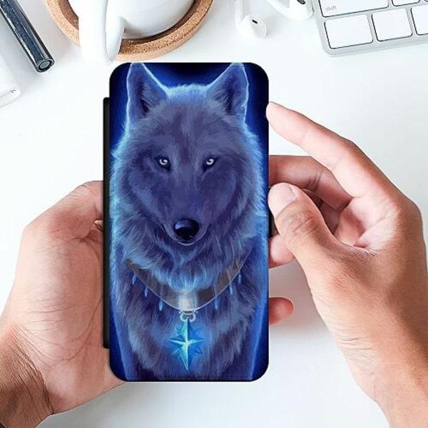 Huawei P Smart (2019) Slimmat Fodral Lunar Presence Wolf