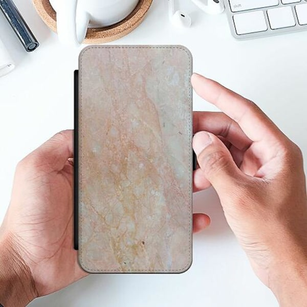 Huawei P Smart (2019) Slimmat Fodral Marbled Melody