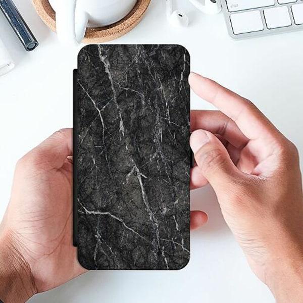 Huawei P Smart (2019) Slimmat Fodral Marmor Svart