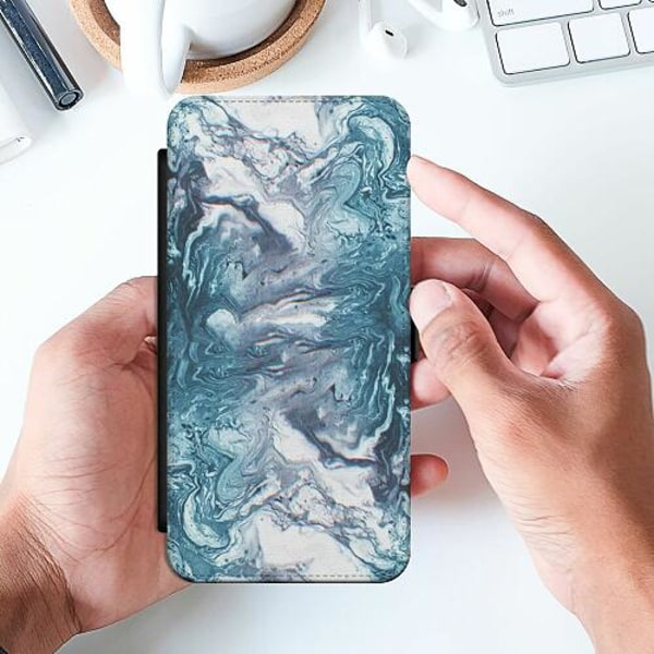 Huawei P Smart (2019) Slimmat Fodral Mönster