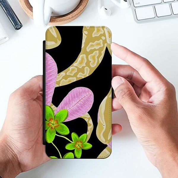 Huawei P Smart (2019) Slimmat Fodral More. Snakes.