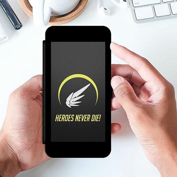 Huawei P Smart (2019) Slimmat Fodral Overwatch Mercy