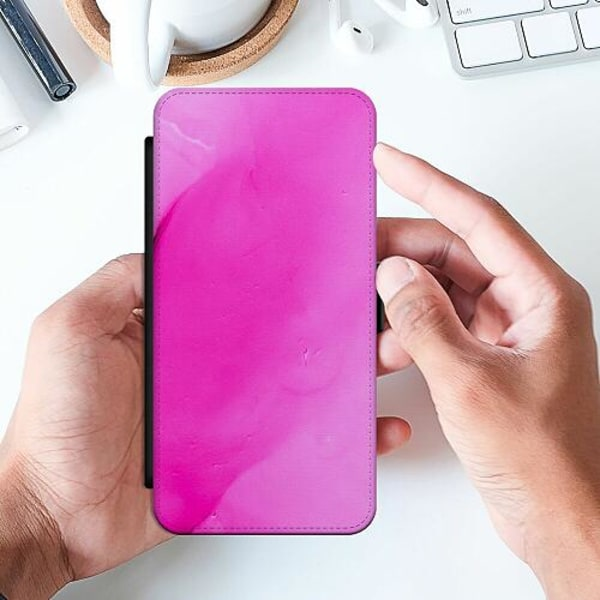 Huawei P Smart (2019) Slimmat Fodral Pinksknip
