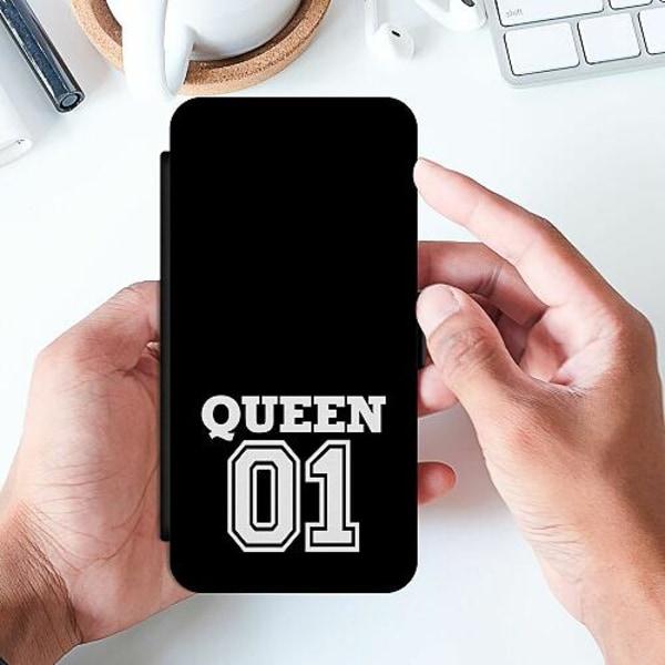 Huawei P Smart (2019) Slimmat Fodral Queen 01