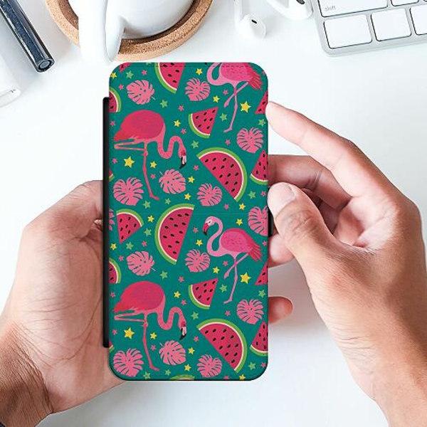Huawei P Smart (2019) Slimmat Fodral Watermelon Flamingo High