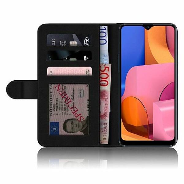 Samsung Galaxy A20s Mobilskalsväska Pattern