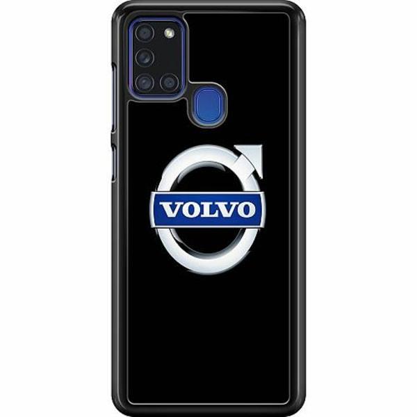 Samsung Galaxy A21s Hard Case (Svart) Volvo