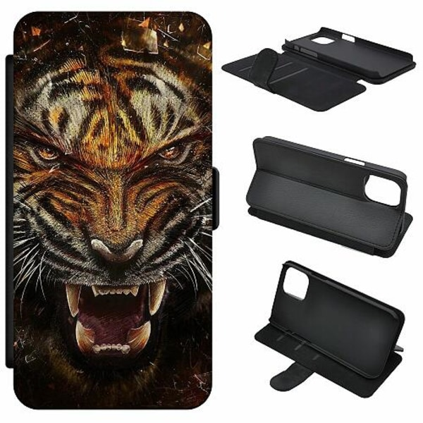 Samsung Galaxy S20 Plus Mobilfodral Angry Tiger