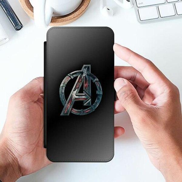 Samsung Galaxy A71 Slimmat Fodral Avengers