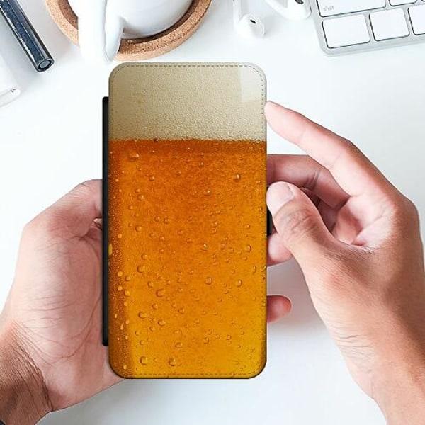 Samsung Galaxy A20e Slimmat Fodral Beer