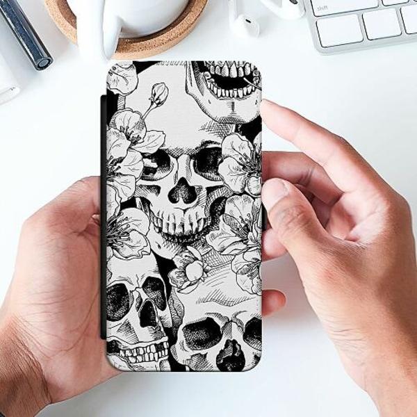 Apple iPhone 11 Pro Max Slimmat Fodral Döskalle