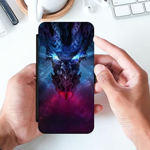 Samsung Galaxy A20e Slimmat Fodral Drake