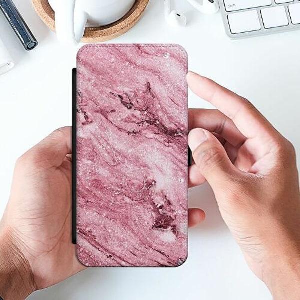 Samsung Galaxy A20e Slimmat Fodral Glitter Marble