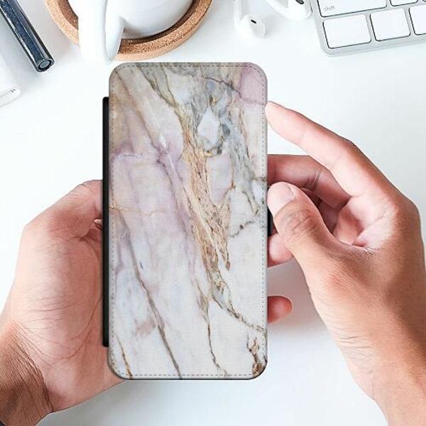 Samsung Galaxy A20e Slimmat Fodral Marmor