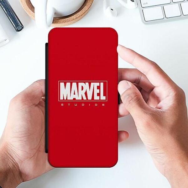 Samsung Galaxy A20e Slimmat Fodral Marvel